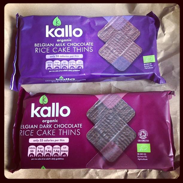 Kallo Rice Cakes Calories