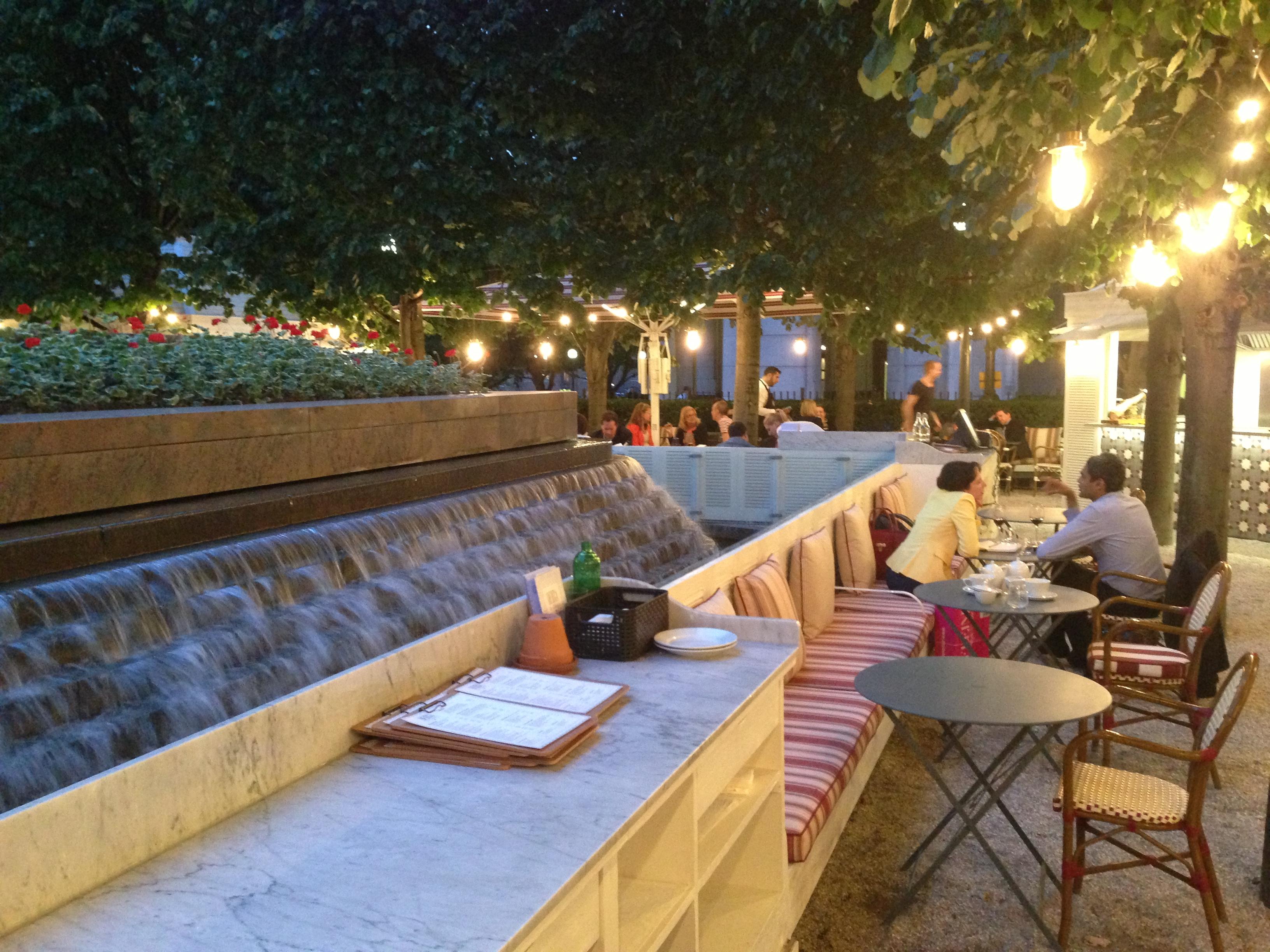 Iberica la terraza restaurant review frost magazine for Terrazas johnsons