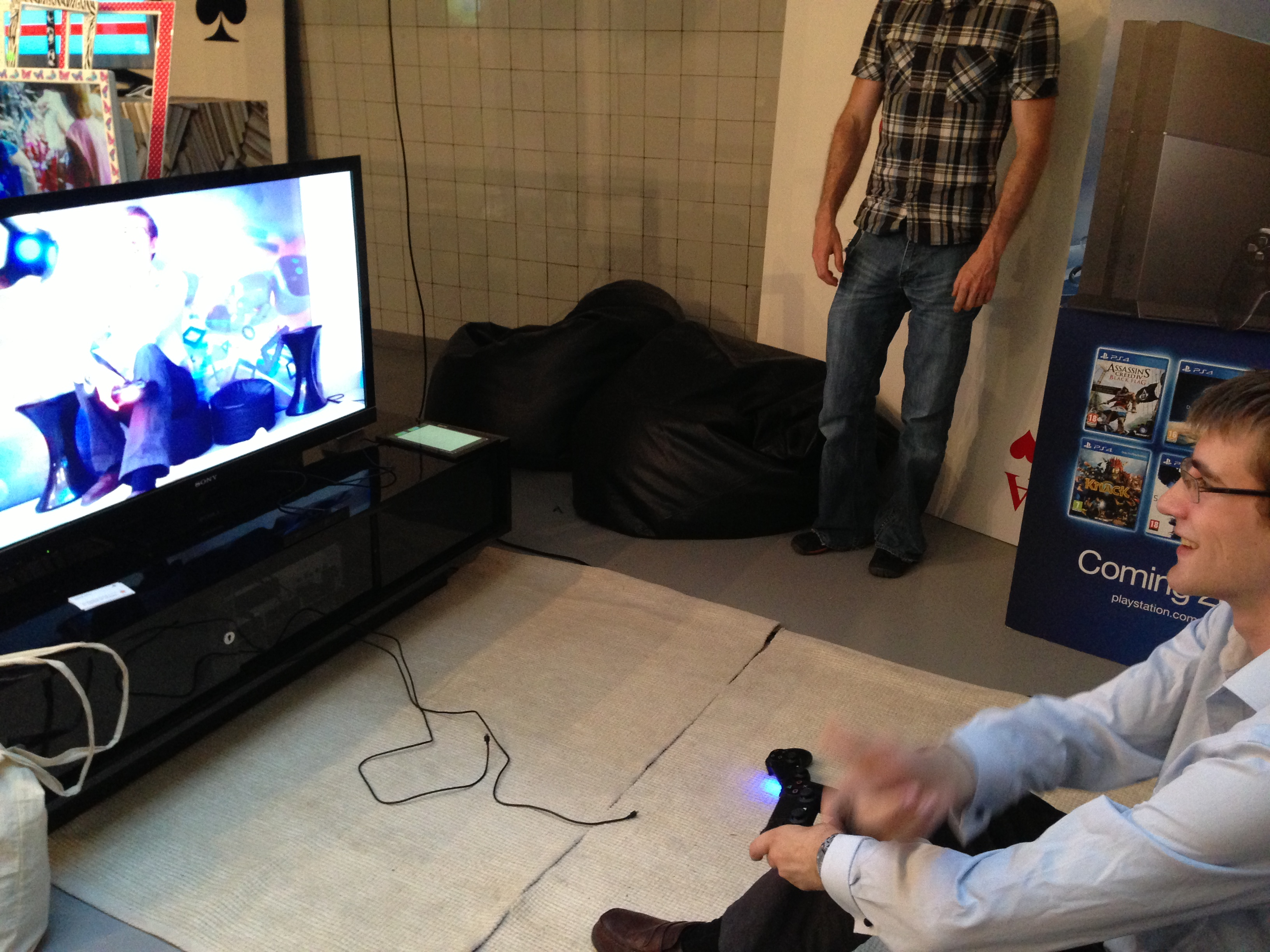 Testing the Playstation 4 » Frost Magazine