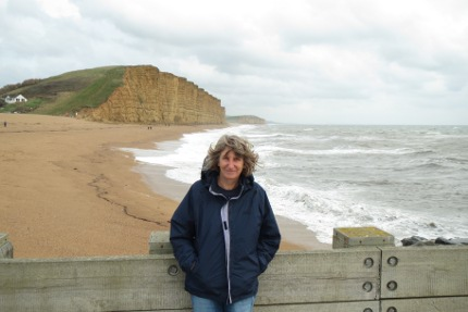 A  DAY  IN  THE LIFE of author Frances Colvillepic1