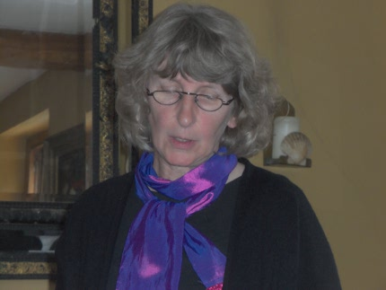 A  DAY  IN  THE LIFE of author Frances Colvillepic2