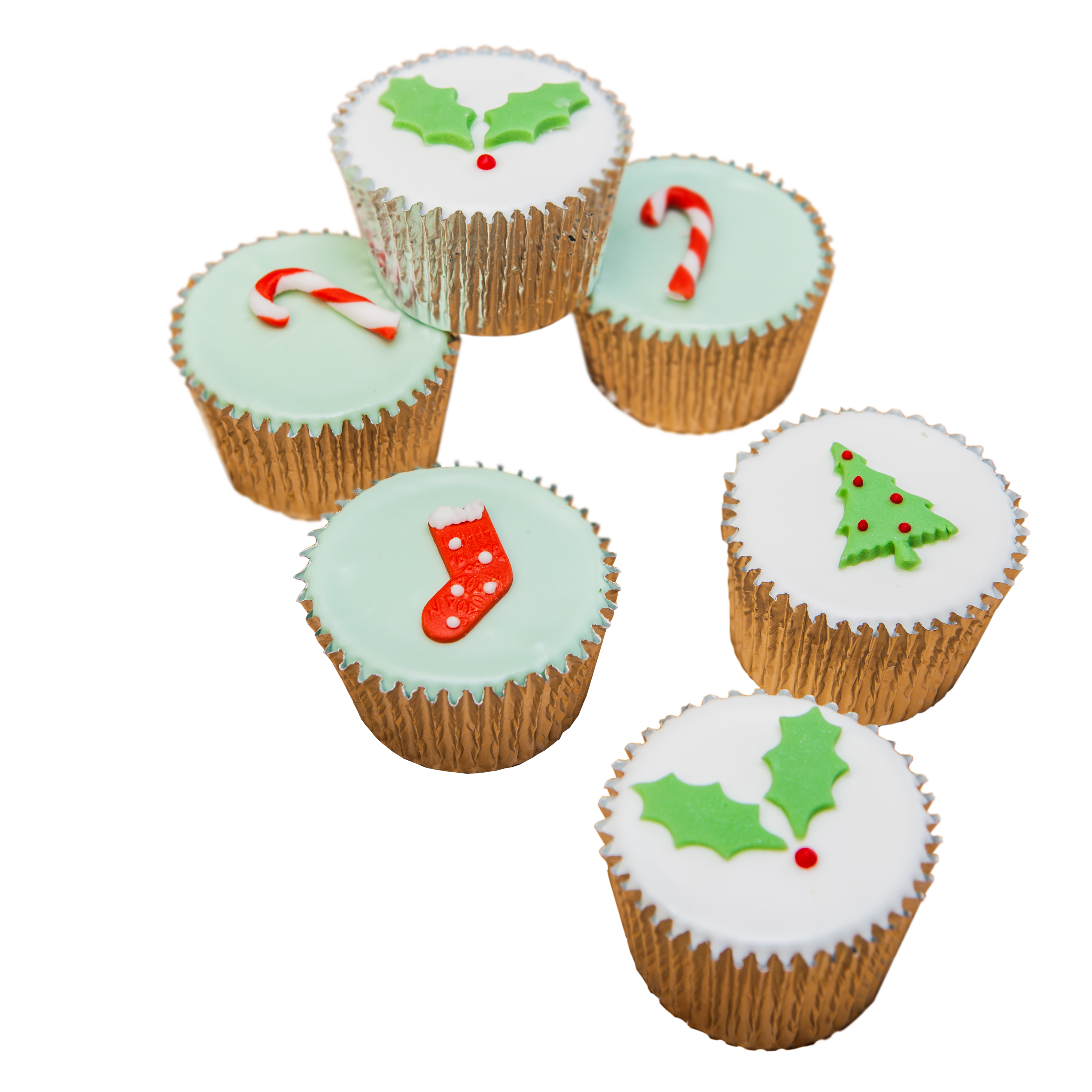 Christmas Fairy Cake Decorating Ideas : Fiona Cairns  Christmas Baking Tips   Frost Magazine