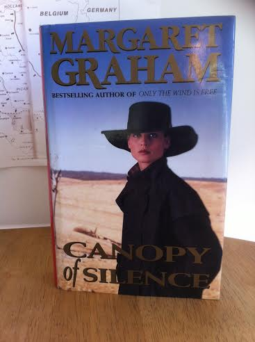 A Day in the Life of bestselling author MARGARET GRAHAM canopyofsilence8