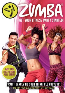 Zumba DVD Review Get Your Fitness Party Started- 2 Copies to Giveaway!