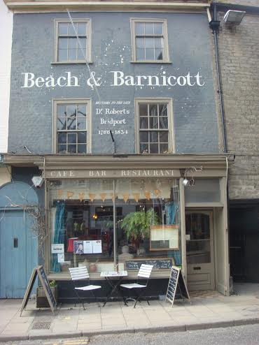 Beach and Barnicott - Cafe, Bar, Restaurant in Bridport