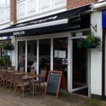 Barracuda Cafe in Amersham 1