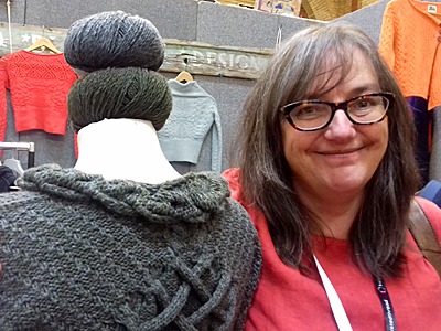 National Knitting And Stitching Show : Wild and inspiring images   from the Knitting & Stitching Show 2016   Fro...