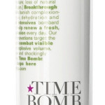 Time Bomb Instawow Sparkling Facial Mask Review