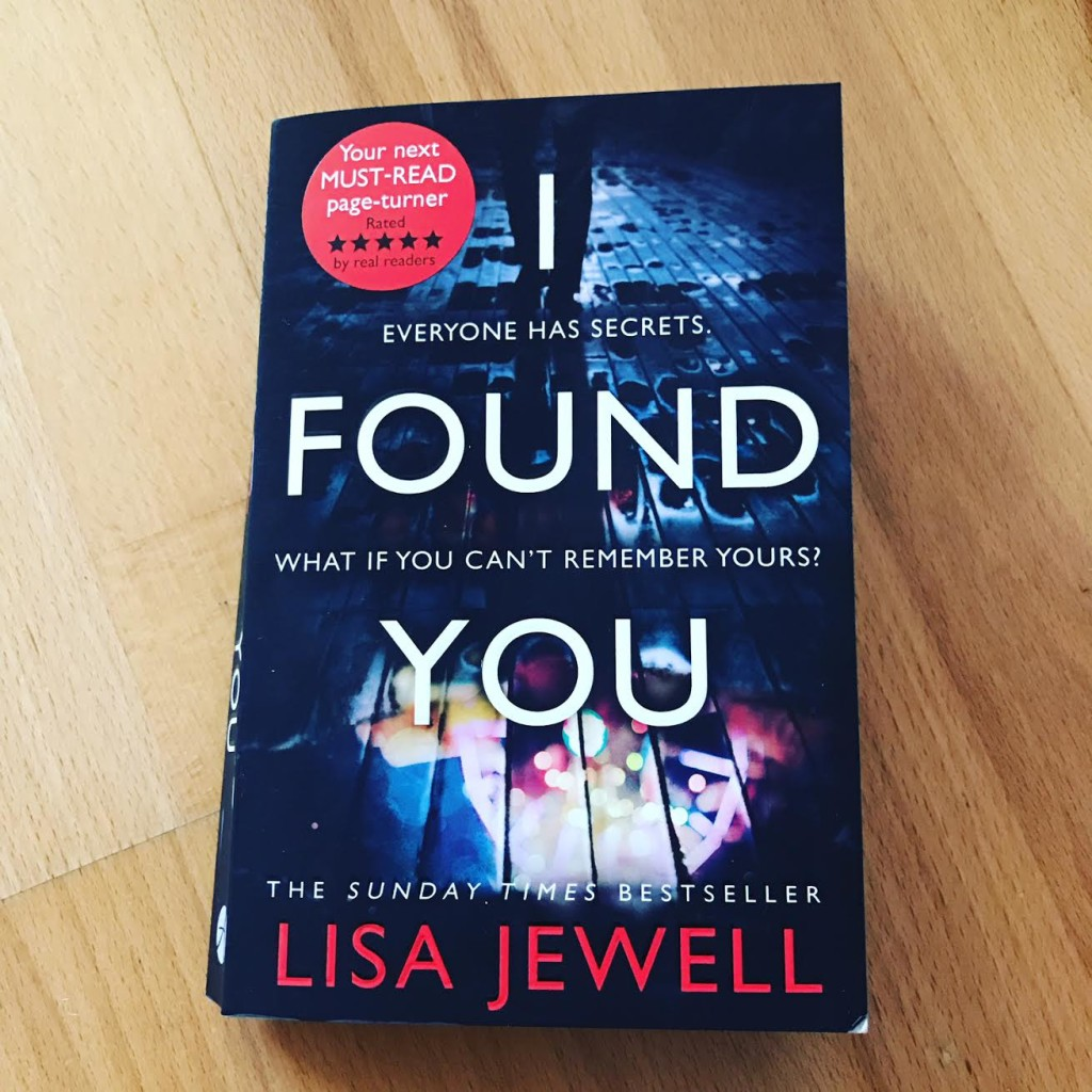 i found you lisa jewell book review