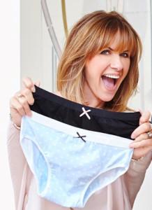 Carol Smillie & The Underwear Changing Women's Lives