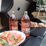 smirnoff cider barbecue drink