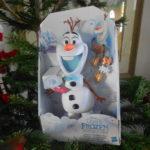 Disney Snacking Olaf